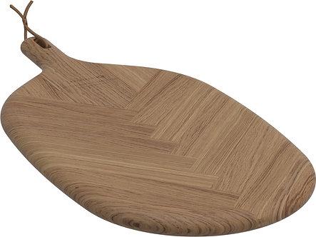 Medium Teak Leaf Cutting Board