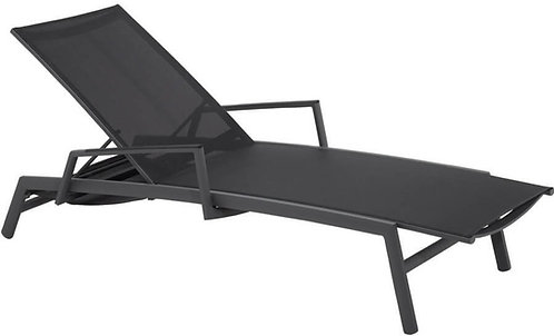 Azore Stacking Chaise Lounge