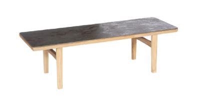 "Monterey 59"" Coffee Table w/Ceramic Top"