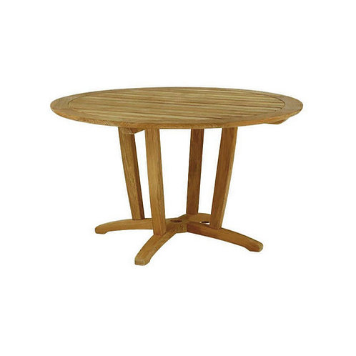 "Kingsley Bate Amalfi 50"" Round Dining Table"