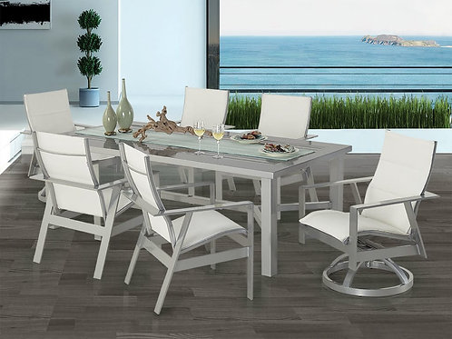 Park Place Dining Set w/ 6 Chairs