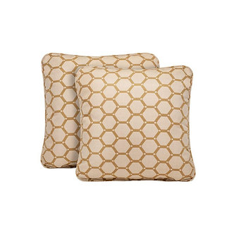 Greenwich Throw Pillow