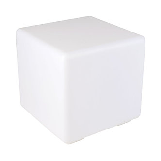 "LED Cube 20"" w/ Bluetooth Speaker"
