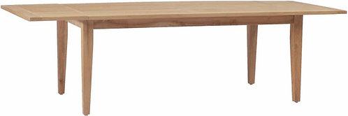 118/78  Rectangular Farm Ext Table