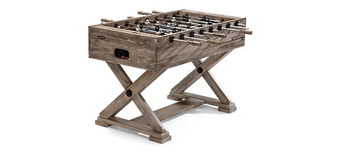 Brunswick Brixton Foosball Table - Driftwood