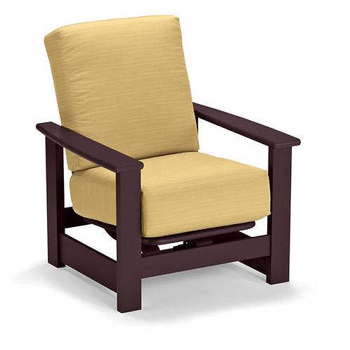 Telescope Leeward Hidden Motion Club Chair