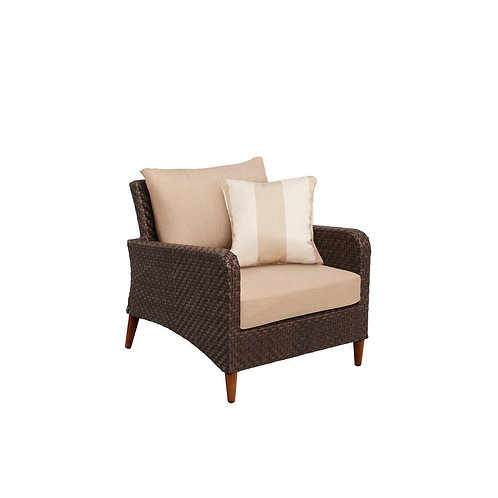 Brown Jordan Marquis Lounge Chair, Brown Jordan, Wicker, Brown Jordan Wicker, Discounts, Sales