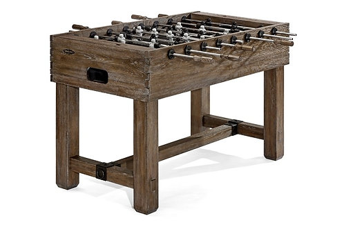 Brunswick Billiards Merrimack Foosball Table - Nutmeg