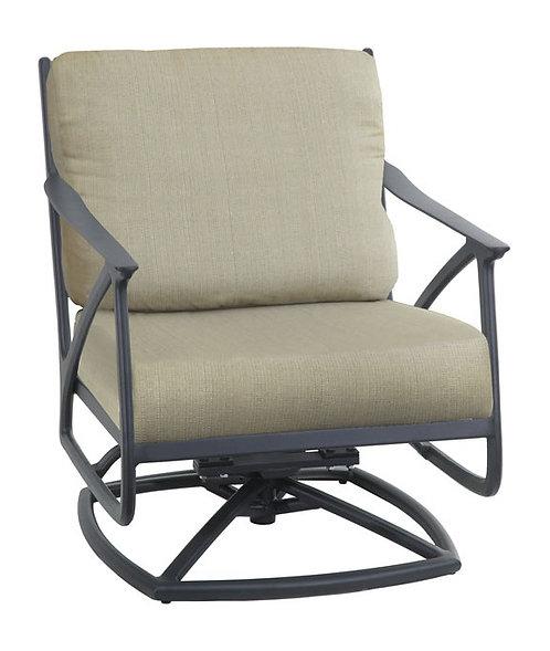 Gensun Amari Cushion Swivel Lounge Chair