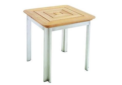 "Kingsley Bate Tivoli 17.5"" Square Side Table"