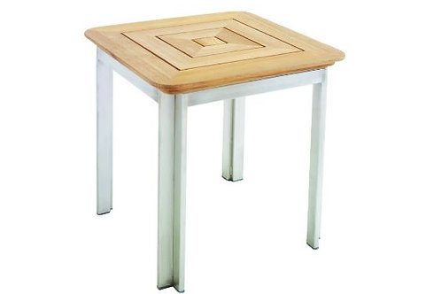 "Kingsley Bate Tivoli 17.5"" Square Side Table"