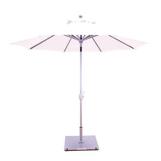 Market 11' Driftwood Market Umbrella
