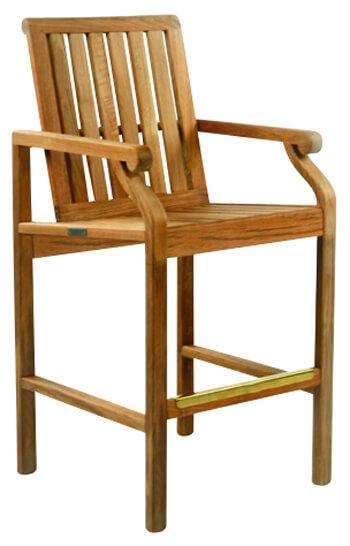 Kingsley Bate Nantucket Bar Chair
