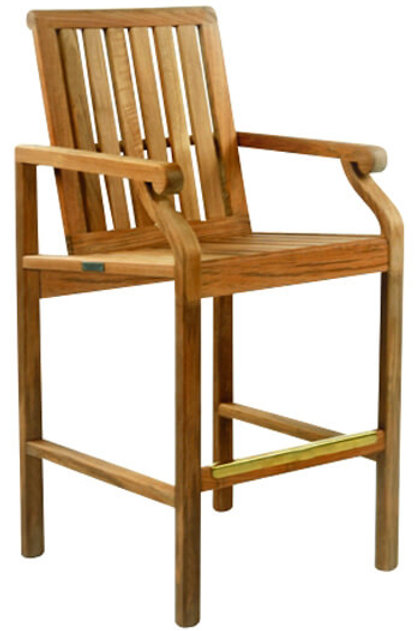 Kingsley Bate Nantucket Bar Chair