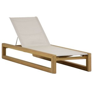White Label Chaise Lounge