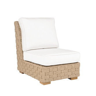 St. Barts Armless Sectional Chair