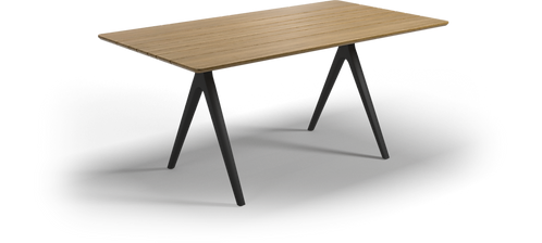 "Gloster Split  67"" Dining Table"