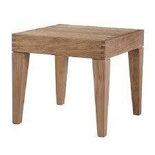 """Saranac 22"""" End Table"""