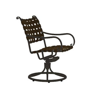 Roma Swivel Chair