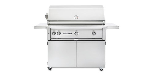 "Sedona 42"" Freestanding Grill w/ Prosear & Rotisserie"