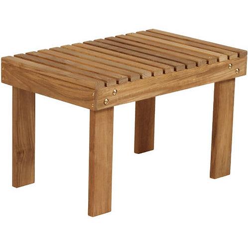 "Barlow Tyrie 25"" Adirondack Side Table"