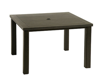 """44"""" Sq Dining Table"""