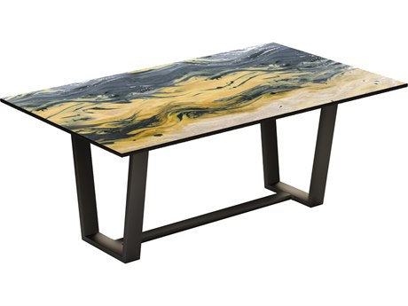 "Seasonal Living 78"" Etna Dining Table"