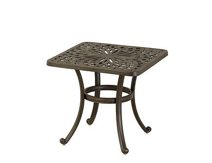 "Miami Beach 24"" Square End Table"