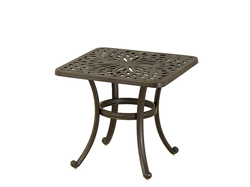 "Miami Beach 20"" Round Tea Table"