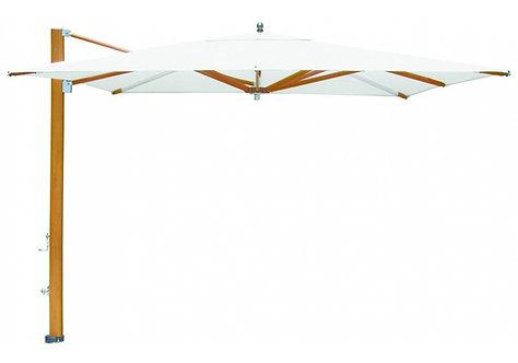 Rectangular Aluma-Teak Cantilever 10 x 14