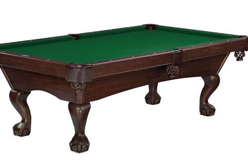 Brunswick Billiards Tremont 8' Table - Espresso