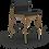 Thumbnail: Gloster Sway Bar Chair