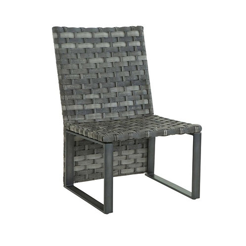 Lucca Woven Side Chair