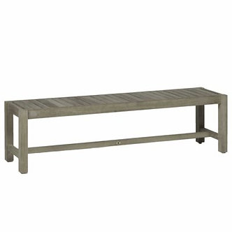 """60"""" Club Backless Bench"""