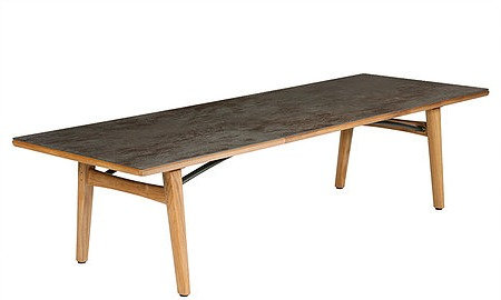 "Barlow Tyrie Monterey 118"" Rectangular Dining Table"