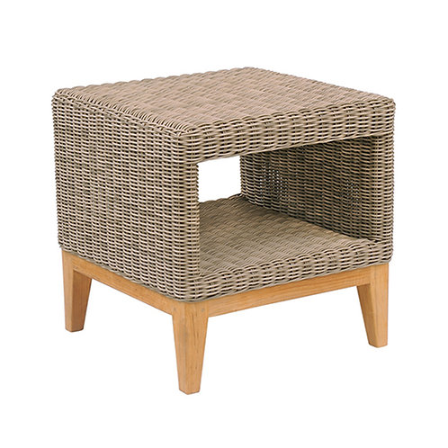 "Kingsley Bate Frances 20"" Sq. Side Tables"