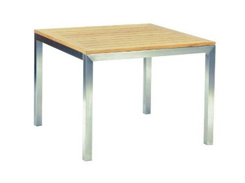 """Kingsley Bate Tiburon 38"""" Square Dining Table"""