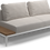 Thumbnail: Gloster Grid Left/Right End Table Unit