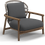 Thumbnail: Gloster Fern Lounge Chair Low Back