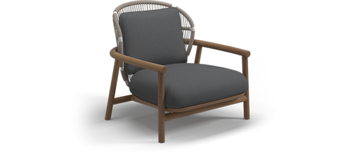 Gloster Fern Lounge Chair Low Back