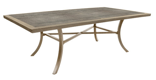 """Roma 84"""" Rect  Dining Table - Pride"""
