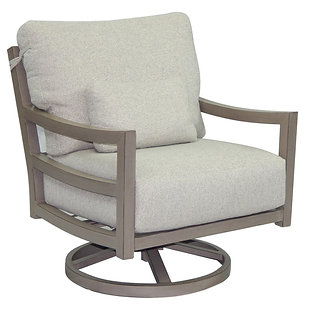 Pride Roma Swivel Lounge Chair
