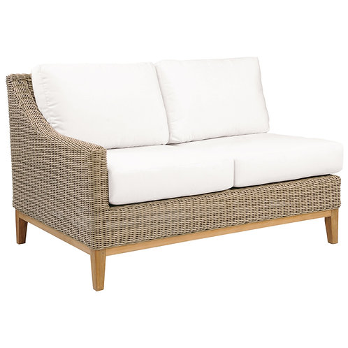 Kingsley Bate Frances Right/left Arm Sectional Settee