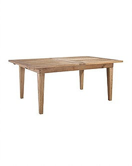 "Saranac 82"" Rect Ext Dining Table"