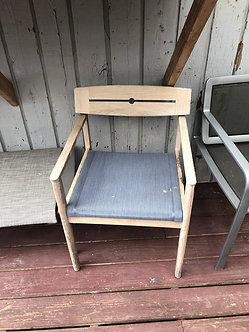 Barlow Tyrie Atom Chairs - Pair