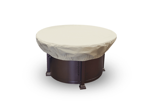 SMALL ROUND FIRE PIT TABLE
