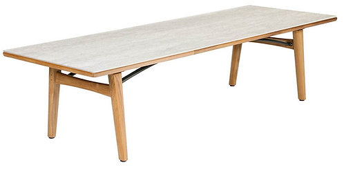 "Monterey 118"" Rect  Dining Table"