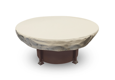 Large Round Firepit Cover