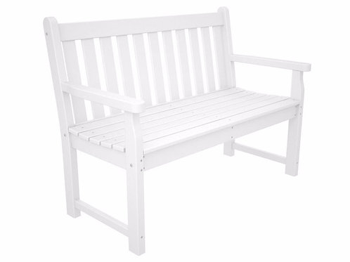 """Polywood Traditional Garden 48"""" Bench"""
