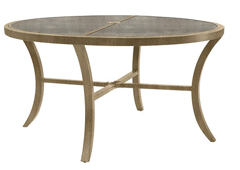 "Roma 54"" Rd Table -Pride"